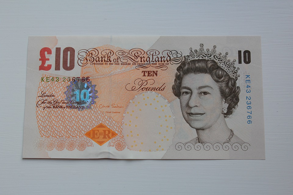 Pound, Currency, The Greenback