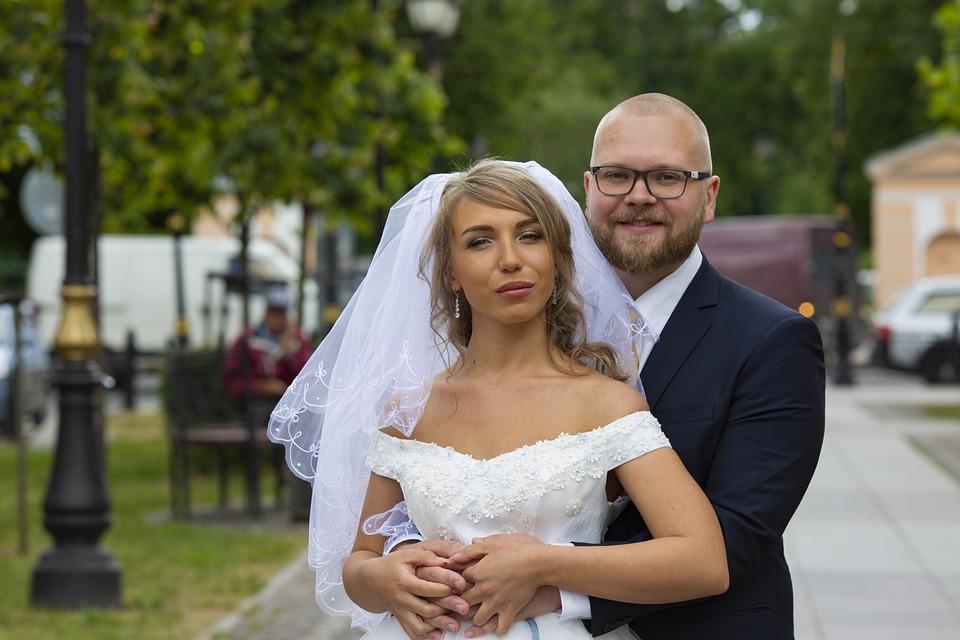 The Groom, Bride, Woman, Marriage, Man, People, Novel