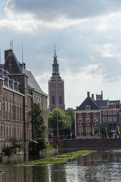 The Hague, Buildings, City, Netherlands