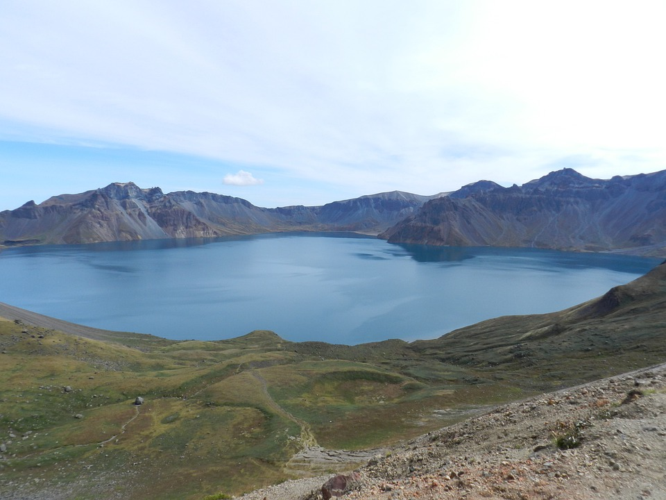 Mt Paektu, The Heavens And The Earth, North Korea