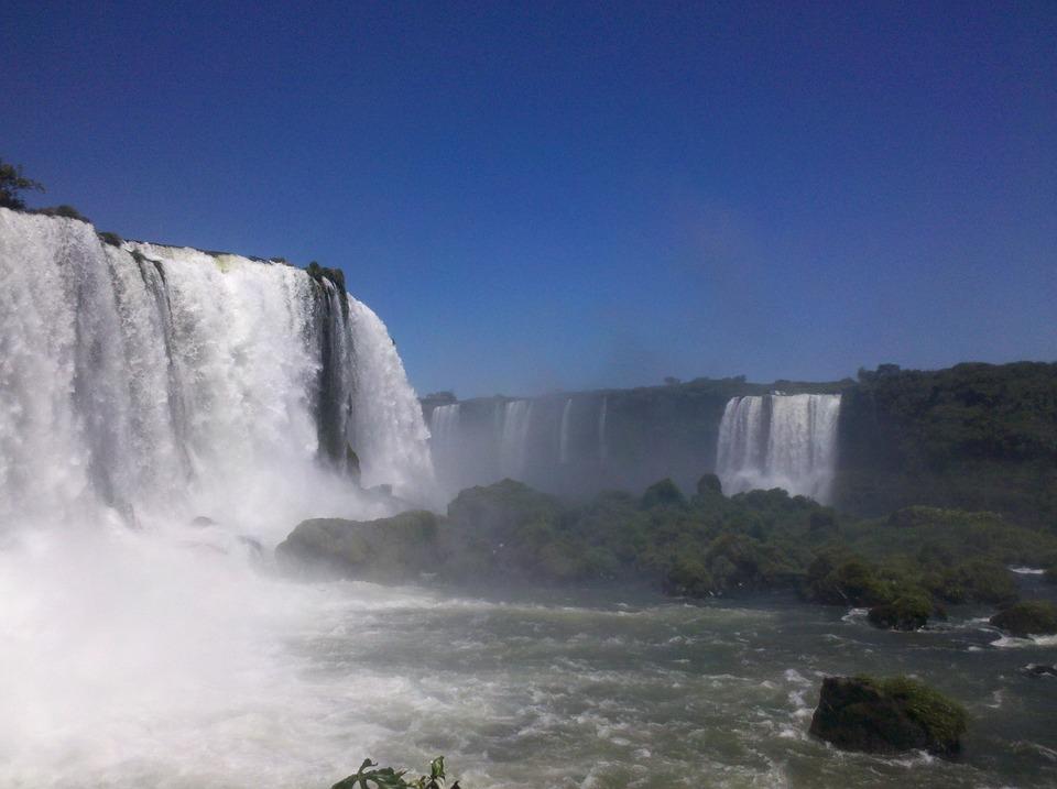 Iguazu Falls, Water, Paraná, The Iguaçu River