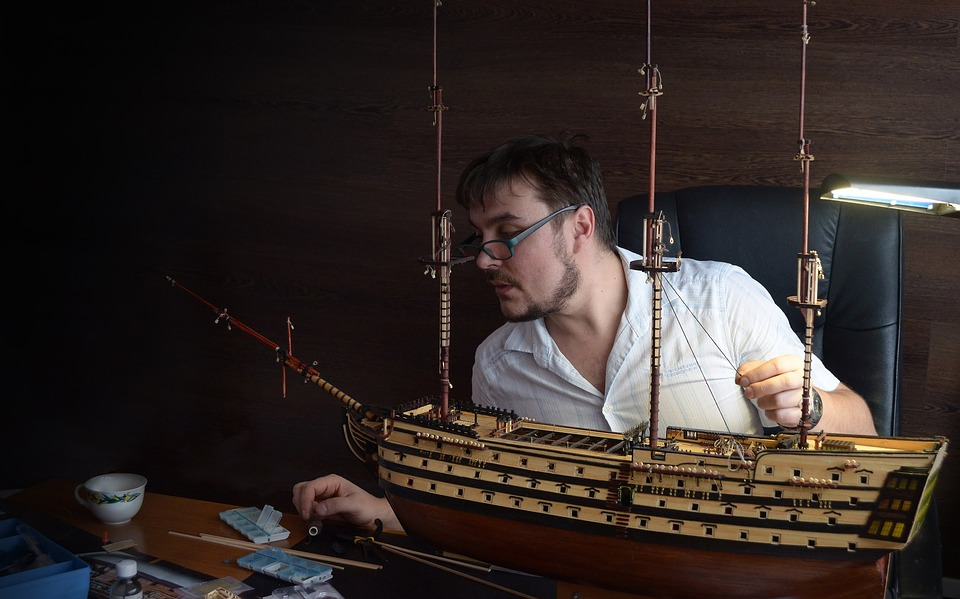Ship, Layout, Sailboat, The Layout Of The Vessel, Hobby