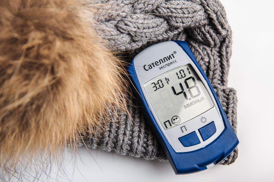 Diabetes, The Meter, Elta, Satellite Express, Cap