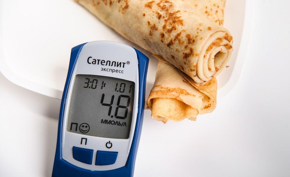 The Meter, Diabetes, Satellite Express, Elta, Pancakes