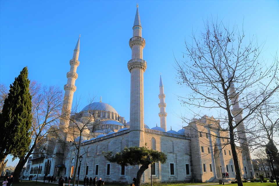Süleymaniye, The Minarets, Islam, Religion, Cami