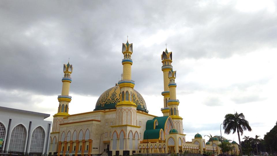 Muslim, Architecture, The Dome, The Mosque, Religion