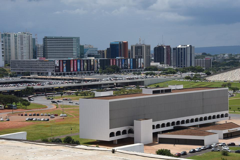 The National Library, Brasilia, The North Wing