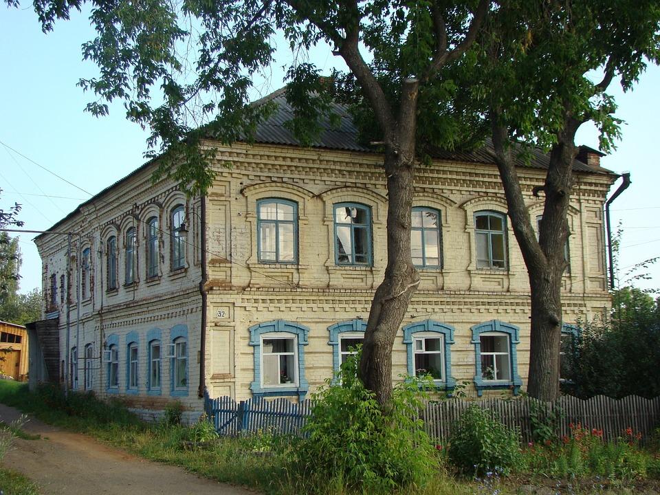 The Okhansk, House In Okhansk, Perm Krai
