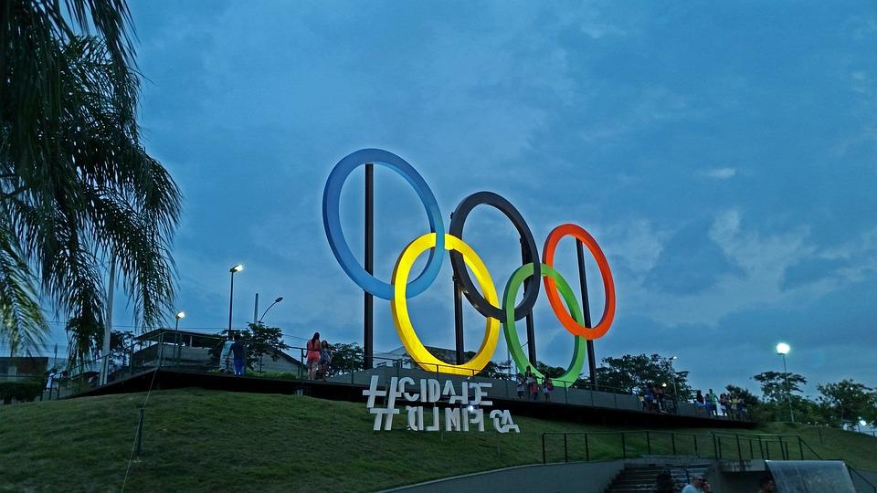 The Olympic City, Rio De Janeiro, Square, Coconut Tree