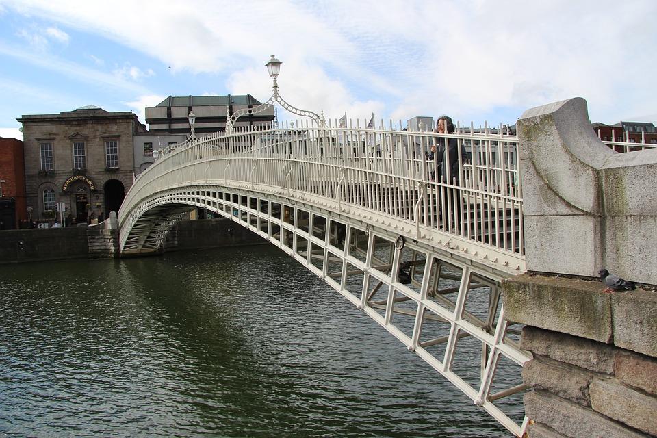 The Pennybridge, Dublin, Ireland