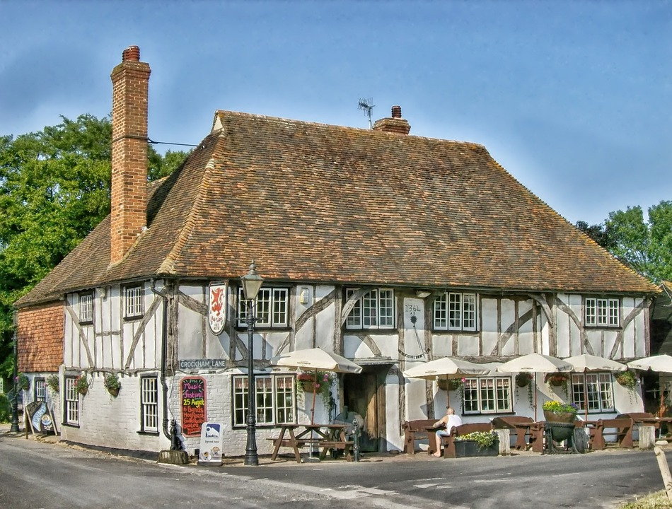 The Red Lion, Hernhill, England, Pub, Restaurant, Inn