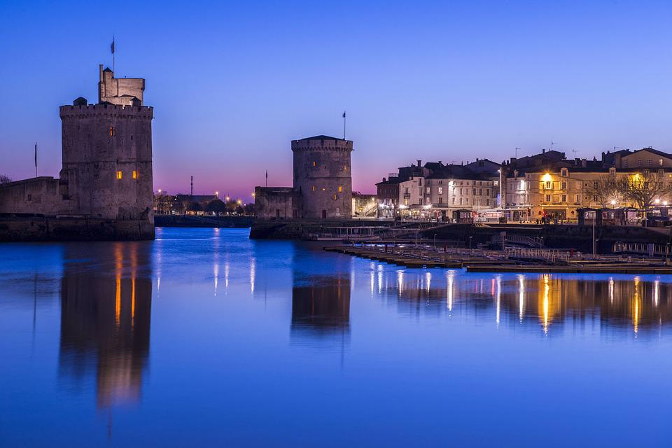 The Rochelle, Port, Pierre, Water, Charente-maritime