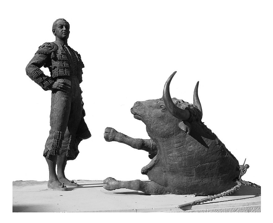 Spain, Gelves, Joselito, The Rooster, Bullfighting