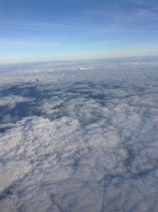 free photo the sky above clouds stratosphere max pixel