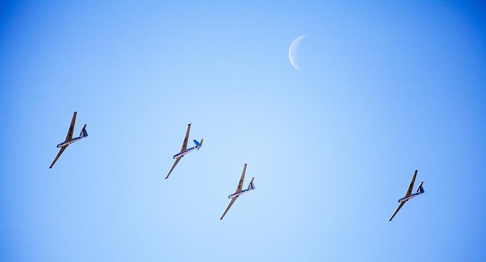 Glider, Sliač, Očovskí Bačovia, The Sky, Aviation