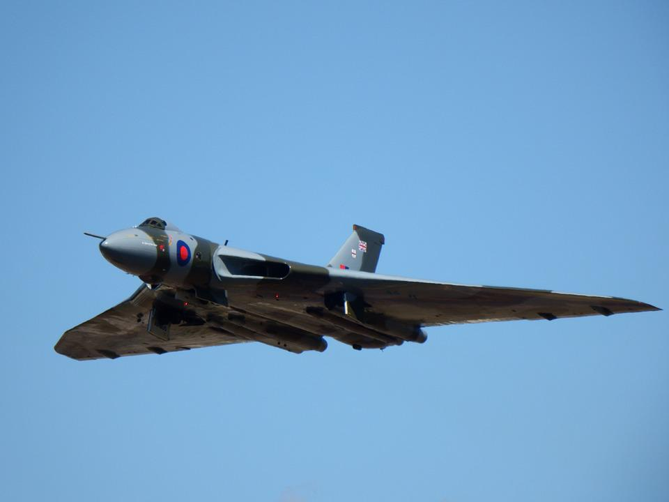 Xh558, Vulcan, Avro Vulcan, The Spirit Of Great Britain
