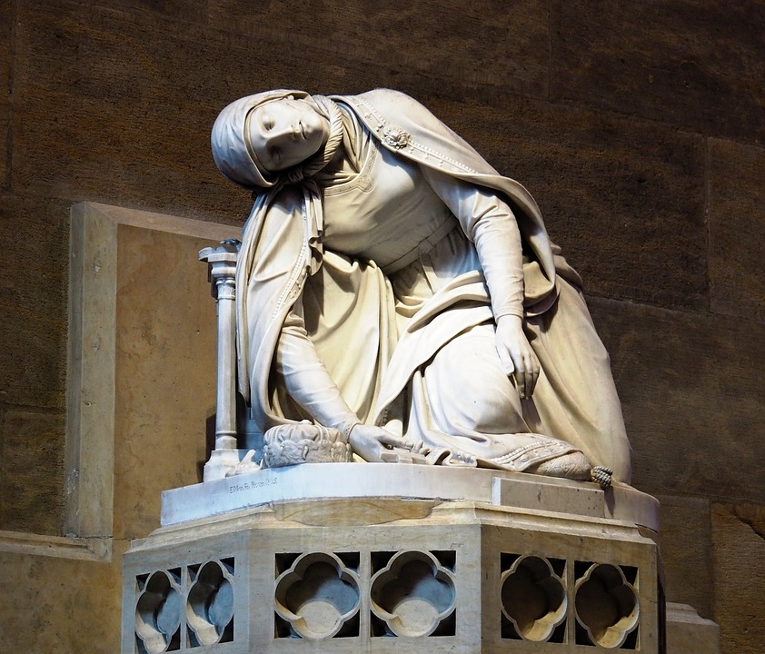 The Statue Of, Cathedral, Monument, Prague