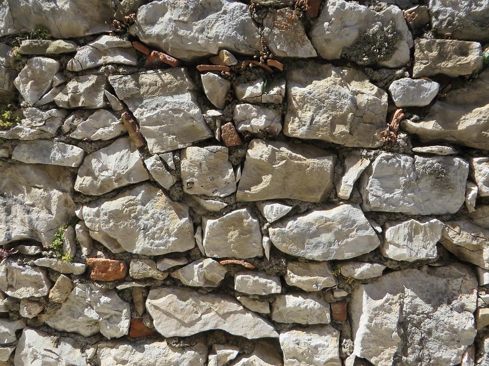 The Stones, Lake Dusia, Croatia, Rock, Texture