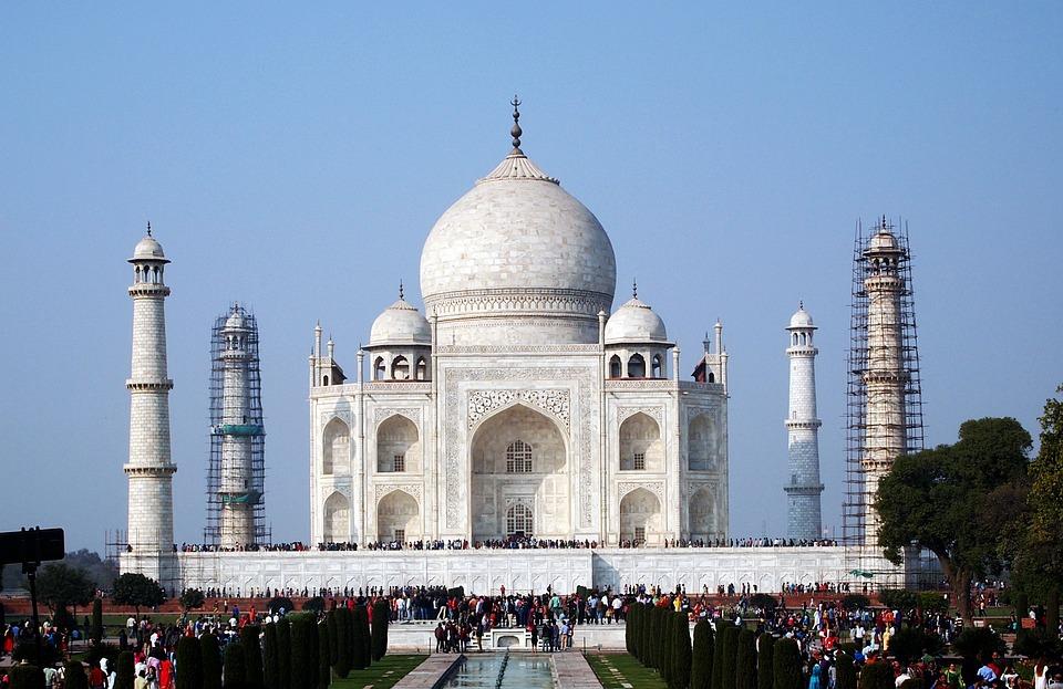 The Taj Mahal, India, Love, Travel, Tour, World