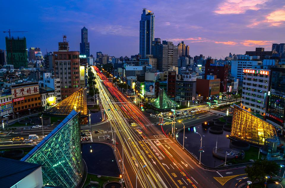 The Urban Landscape, Kaohsiung, Metropolitan Areas