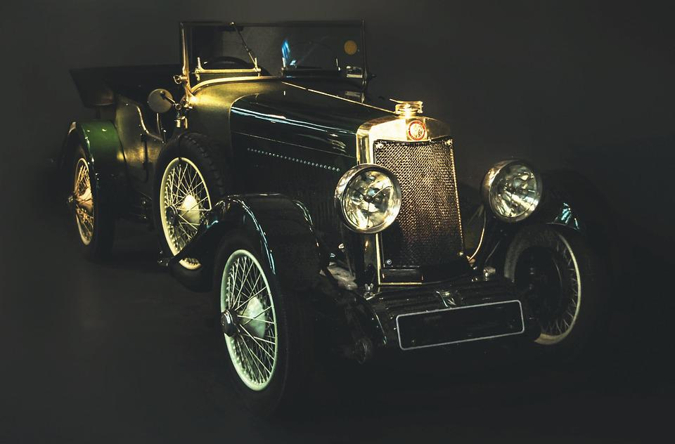 Car, Old, Classic, The Vehicle, Auto, Old Car