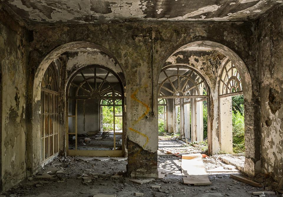 Can I Buy An Abandoned Building