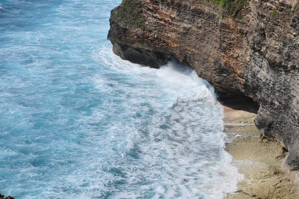 The Sea, The Waves, Bali