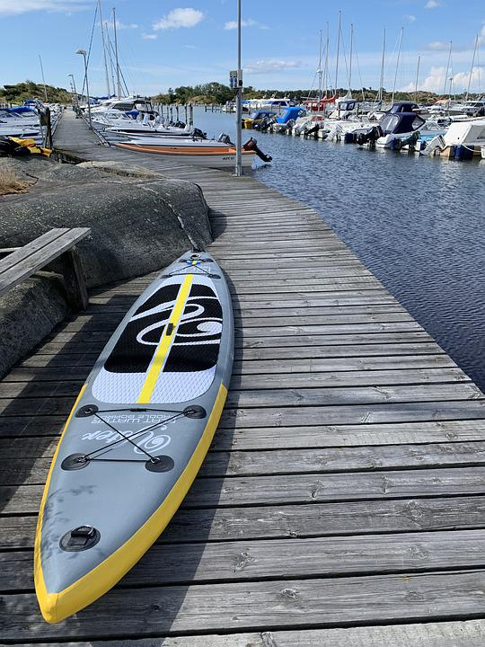 Sup, Stand Up Paddle Board, The West Coast, Summer
