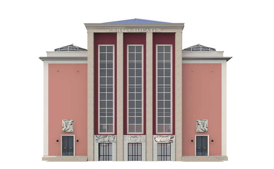 Grillo, Theater, Eat, Building, Church