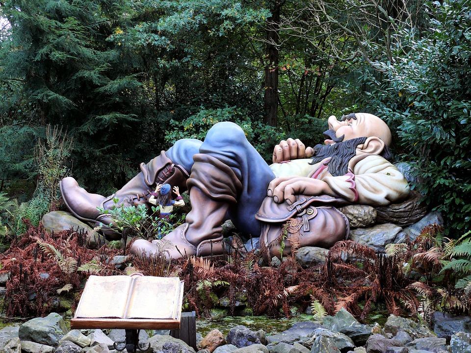 Efteling, Enchanted Forest, Theme, Image