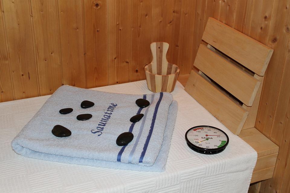 Sauna, Thermometer, Infusion