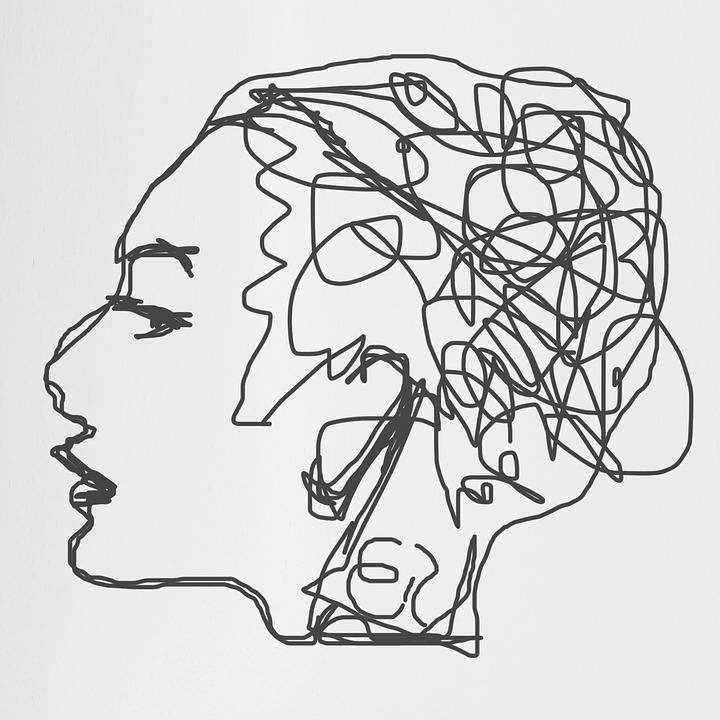 Psychology, Mind, Thoughts, Thought, Fear, Head, Ideas