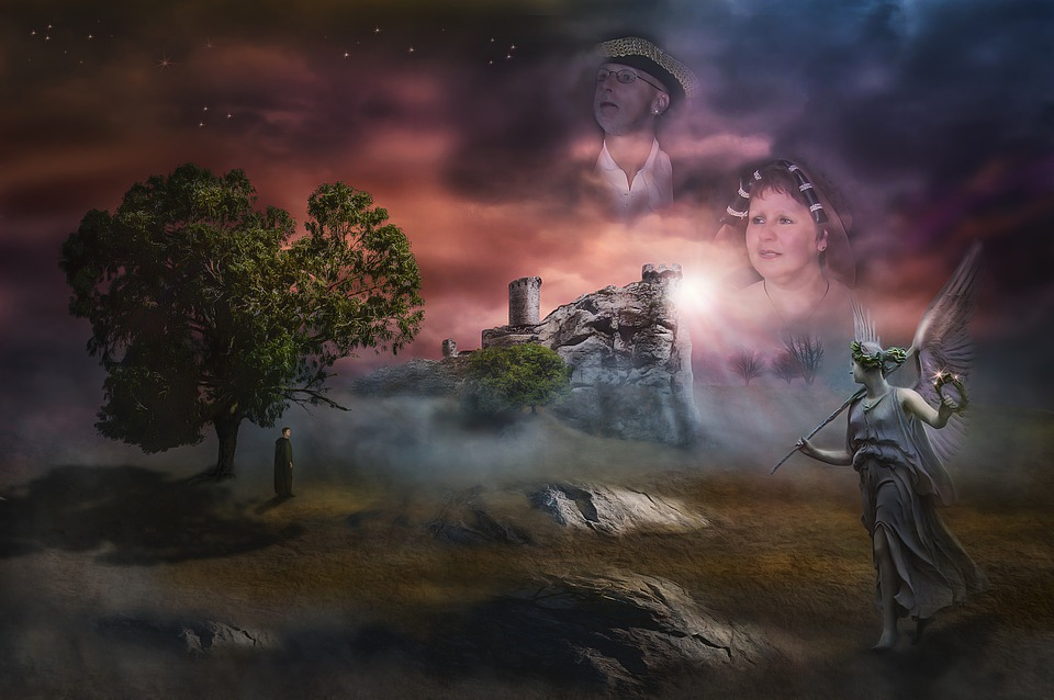 Dreams, Thoughts, Fantasy, Mystical, Fantasy Picture