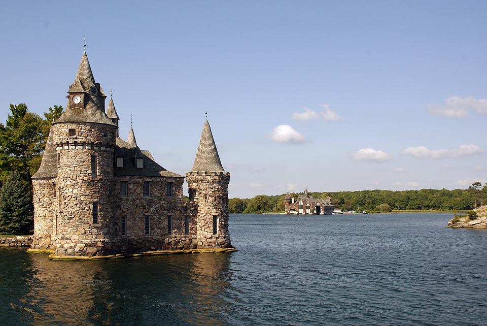 Canada, Usa, Thousand Islands, Bold Castle