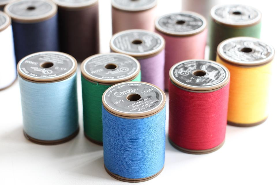 Thread, Creativity, Sewing, Handmade, Needlework, Hobby