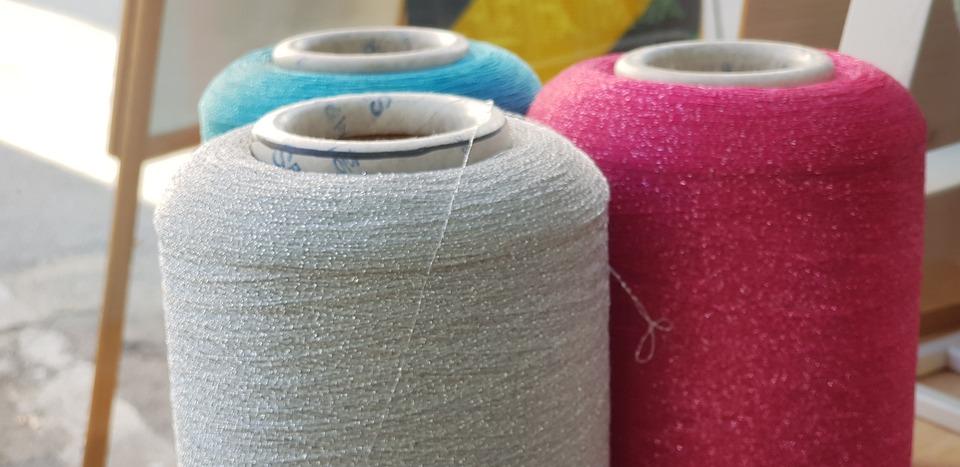 Thread, Yarn, Knitting, Knit, Handmade, Needle, Sewing