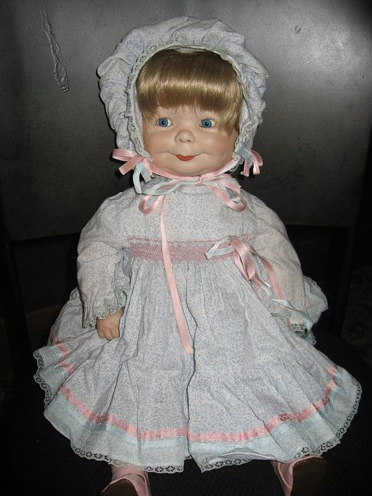Three Faced Doll, Toys, Cute Child's Toy