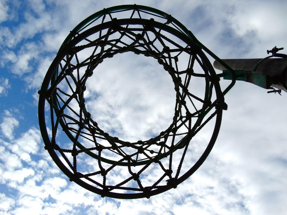 Basketball Hoop, Basketball, Throw In, Sport, Target