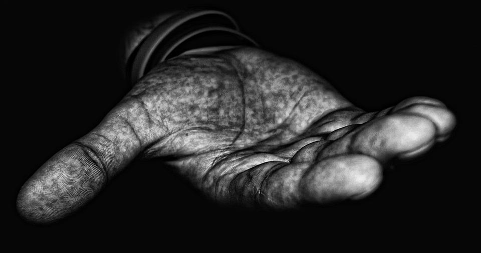 The Hand, Hand, Thumb, Body, Closeup, Hands