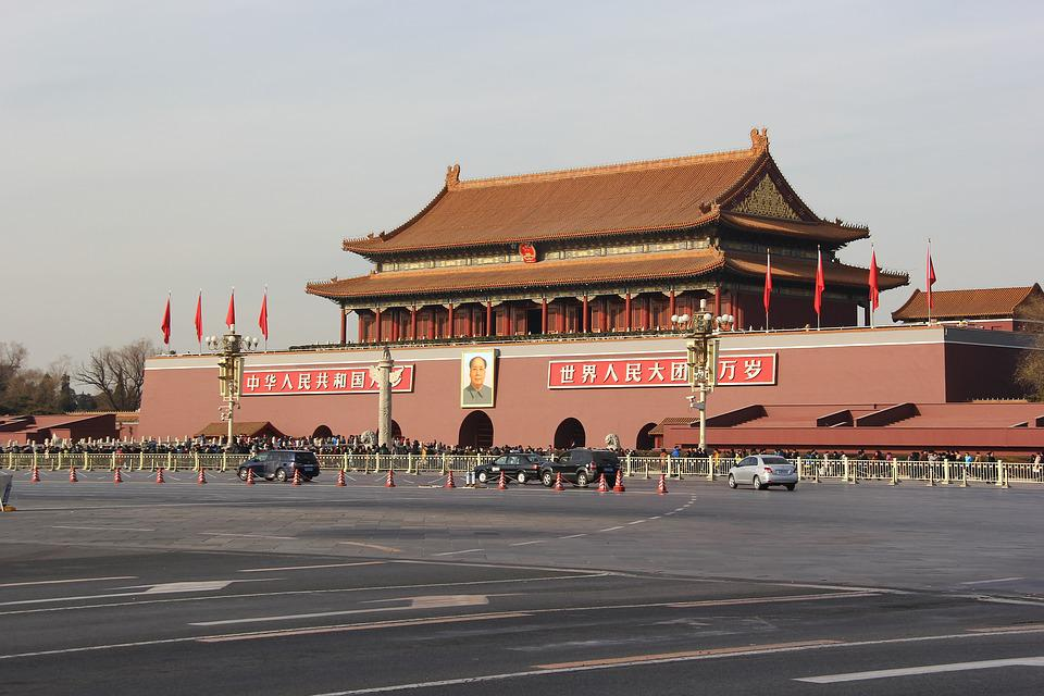 Beijing, Tiananmen Square, The Magnificent