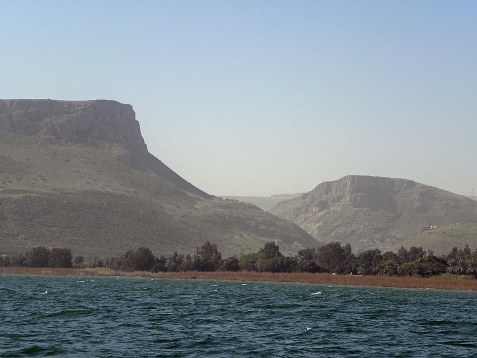 Israel, Galilee, Kin, Kineret, Kinneret, Tiberias