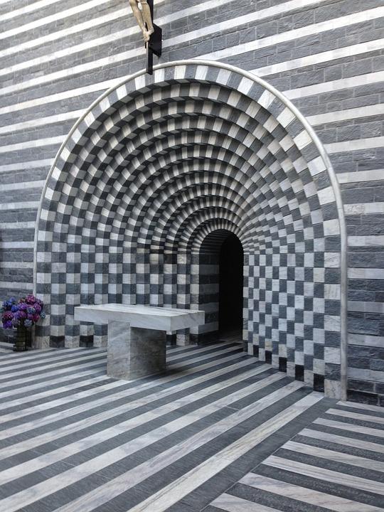 Bota, Church, Ticino