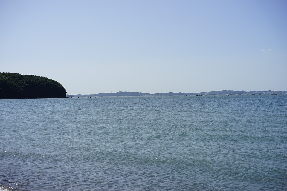 Sea, Tidal, Republic Of Korea
