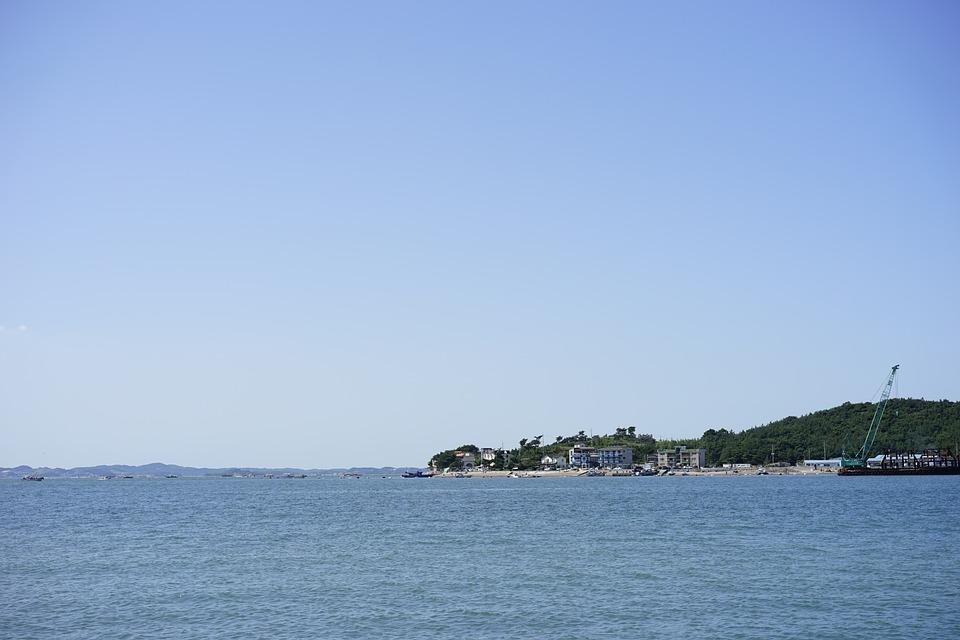 Sea, Tidal, Republic Of Korea