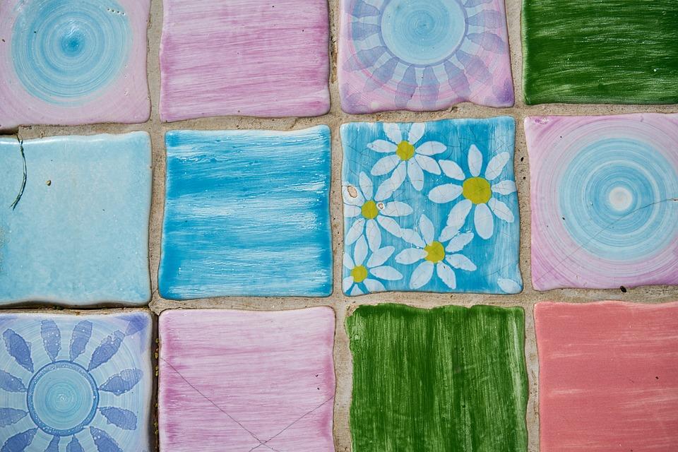 Tile, Tiles, Colors, Color, Decoration, Template, Decor
