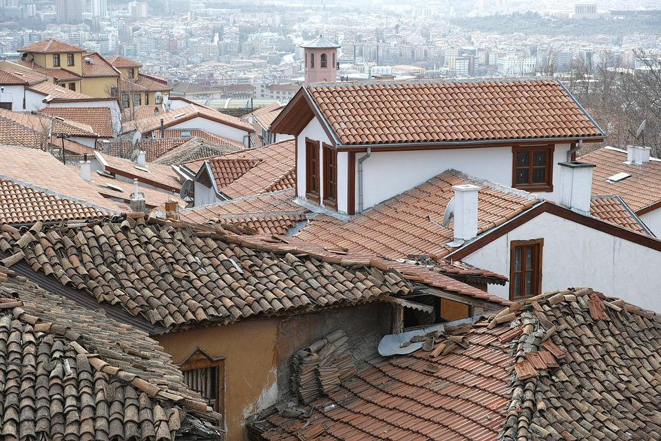 Free photo Tile Houses Slum Roof Home Old Historical Works - Max Pixel