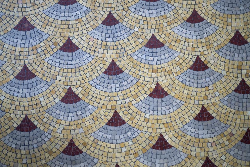 Decoration, Pattern, Art, Mosaic, Geometric, Tile