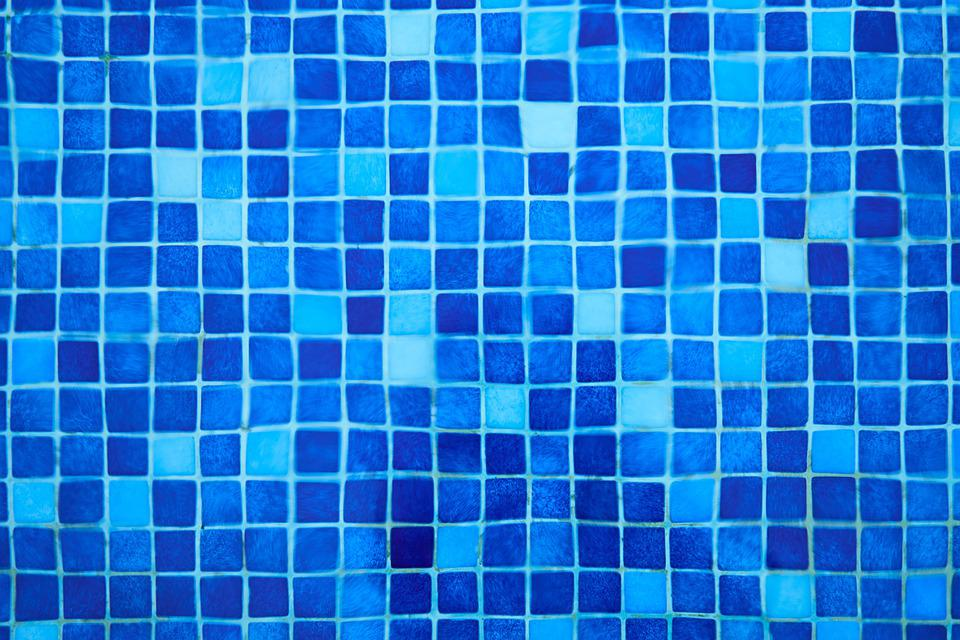 Bathroom, Pool, Tile, Ceramic, Stone, Pattern