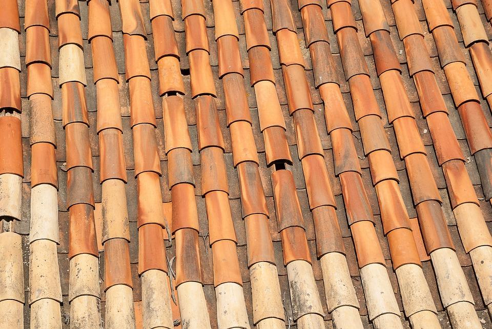 Tiles, Roofing, Terracotta
