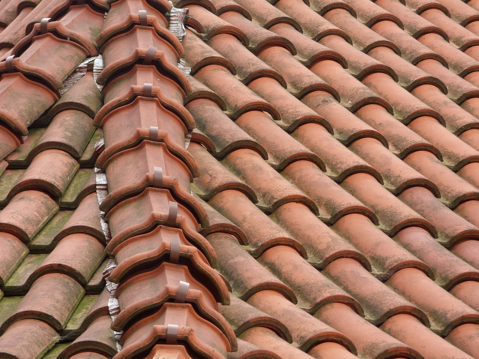The Roof Of The, Tile, Texture, Wielospadowy, Tiles